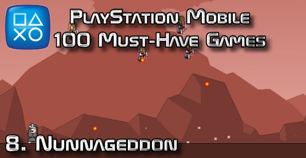 100 Best PlayStation Mobile Games 008 - Nunnageddon