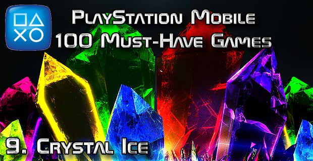 100 Best PlayStation Mobile Games 009 - Crystal Ice
