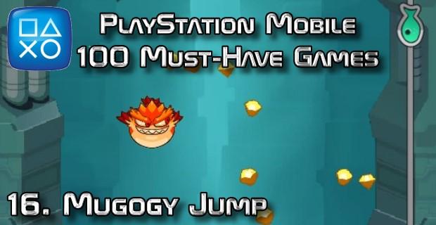 100 Best PlayStation Mobile Games 016 - Mugogy Jump