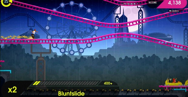 OlliOlli 2 Welcome To Olliwood PS Vita