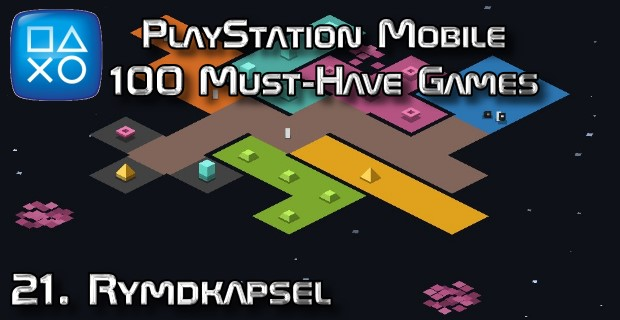 100 Best PlayStation Mobile Games 021 - Rymdkapsel