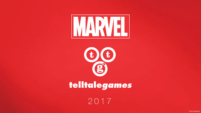 Marvel and Telltale Games