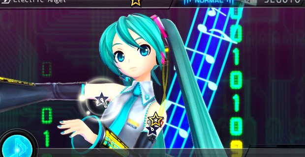 Hatsune Miku Project DIVA F 2nd PS Vita