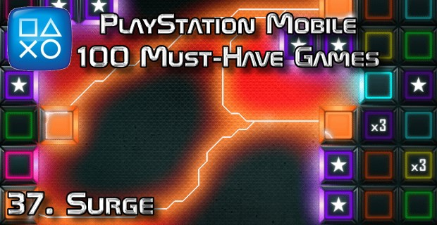100 Best PlayStation Mobile Games 037 - Surge