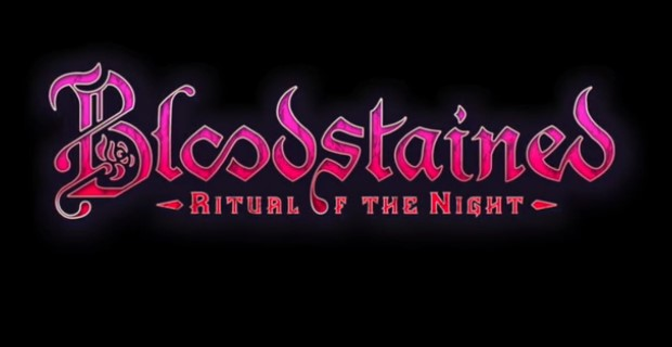 Bloodstained Logo