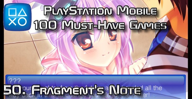 100 Best PlayStation Mobile Games 050 - Fragment's Note